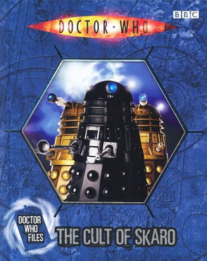 Doctor who files cult of skaro