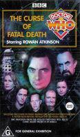Curse of fatal death australia vhs