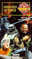 Frontier in space us vhs