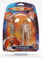 5th Doctor Figure