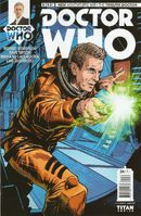 Twelfth doctor issue 4a