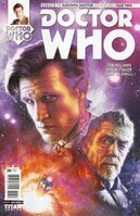 Eleventh doctor year 2 issue 6a