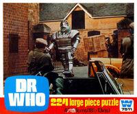 Dr who robot Jigsaw