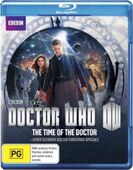Time of the doctor australia bd