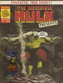 Incredible hulk presents 2