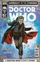 Supremacy of the cybermen issue 5a