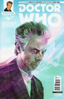 Twelfth doctor year 2 issue 14a