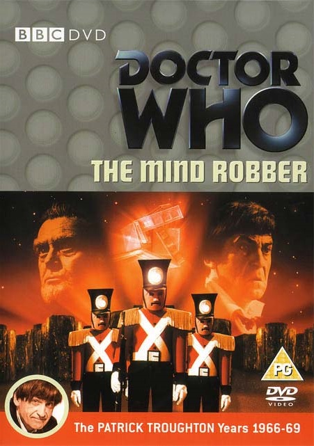 Mind robber uk dvd