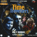 Time travellers only human
