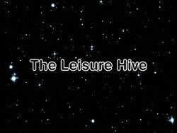 Leisure hive