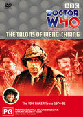 Talons of weng chiang australia dvd
