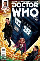 Ninth doctor ongoing issue 10a