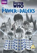 Power of the daleks uk dvd