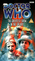 Greatest show in the galaxy uk vhs