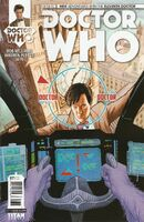 Eleventh doctor issue 7a