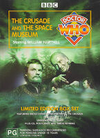 Crusade space museum australia vhs