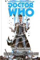 Tenth doctor volume 3 fountains of forever