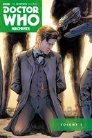 Eleventh doctor archives omnibus volume 3