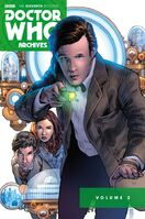 Eleventh doctor archives omnibus volume 2