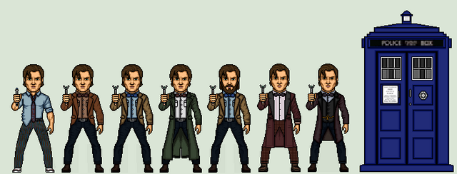 File:The 11th doctor by stuart1001-d7575n7.png