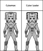 Cybermen-Silver Nemesis (1988)