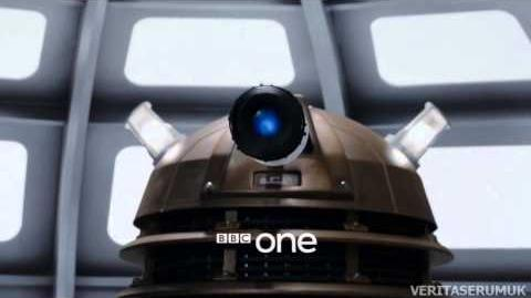 "Doctor Who Series 8 Episode 2 ""Into the Dalek"" - BBC One TV Trailer"