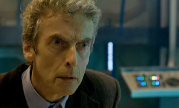 File:Matt Smith regenerates into Peter Capaldi in Doctor Who Christmas special 2013.jpg