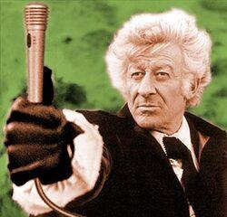 3rd Doctor Jon Pertwee