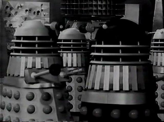 The Daleks' Master Plan Part11 The Abandoned Planet