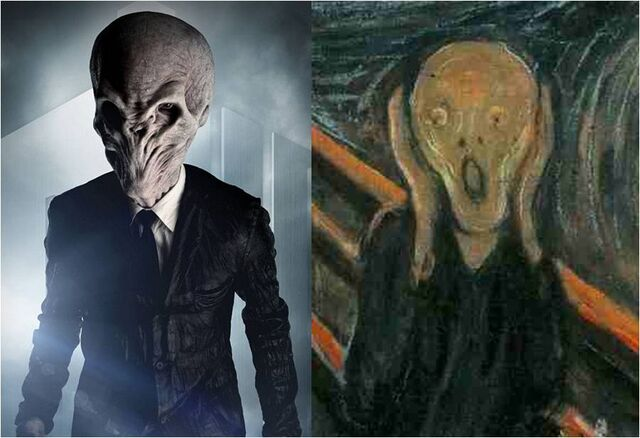 File:Doctor who the silence looks like the scream.jpg