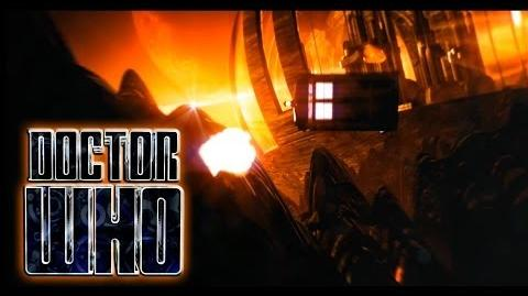 The Day Of The Doctor Intro Sequence - As Featured On BBC News - NeonVisual & HardWire collaboration