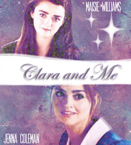 Clara and Me Promo Poster