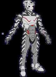 Photon Saga Cybermen