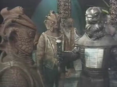 Sea Devils and Silurians