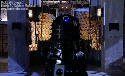 Dalek Sec is Back