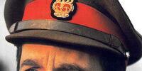 Brigadier Lethbridge Stewart