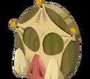 Trophy Dragon Pig Shield
