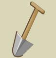 Great Twiggy Shovel
