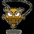 Powerful Owl Amulet