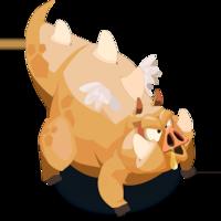Dragon Pig