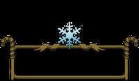 Ornament-Honourable Snowflake