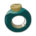 Akwadala Wedding Ring