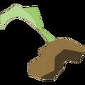 Dark Treechnid Bud