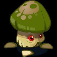 Green Spimush