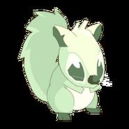 Mischievous Squirrel Ghost