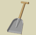 Crapouille's Powerful Shovel
