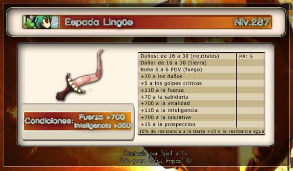 Espada lingüe