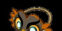 Máscara del Bubobubo