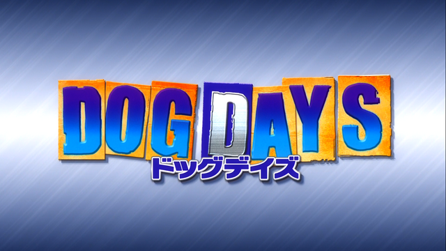 File:Dog days title screen.png