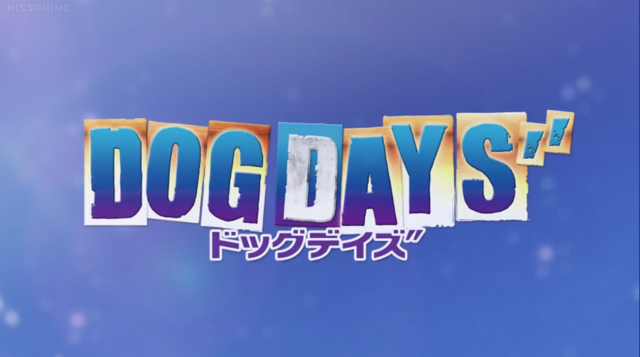 File:Dog days'' title screen.png